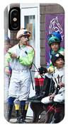 Jockeys IPhone Case