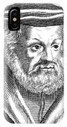 Johannes Aepinus (1499-1553) IPhone Case