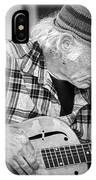 John Decker - Grayscale IPhone Case