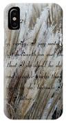 John Fourteen Twelve  IPhone Case