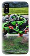 John Hopkins 2005 Motogp Red Bull Suzuki IPhone Case