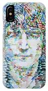 John Lennon Portrait.1 IPhone Case