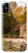 John Oliver Pioneer Cabin IPhone Case