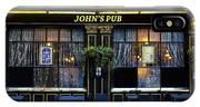 John''s Pub IPhone Case