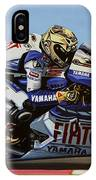 Jorge Lorenzo IPhone Case