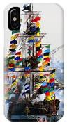 Jose Gasparilla Ship Work A IPhone Case