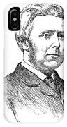 Joseph Bell (1837-1911) IPhone Case