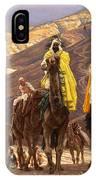 Journey Of The Magi IPhone X Case