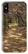Journey Through The Cedars IPhone Case