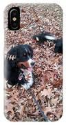 Joy Of Leaves IPhone Case