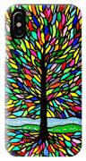 Joyce Kilmer's Tree IPhone Case