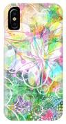 Joyful Flowers By Jan Marvin IPhone Case