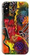 Joyfully Living Life Anew IPhone Case