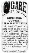 Joys Cigarettes, 1884 IPhone Case