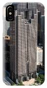 Jp Morgan Chase Tower Dallas IPhone Case