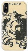 Jugend Jester IPhone Case