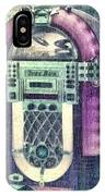 Juke Box IPhone Case