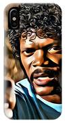Jules Winnfield IPhone Case