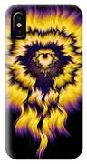 Julia Fire IPhone Case