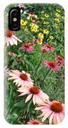 July Garden IPhone Case