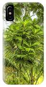 Jungle And Rice Field IPhone Case
