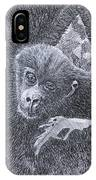 Jungle Baby IPhone Case