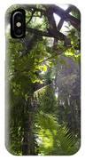 Jungle Canopy IPhone Case