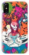 Jungle Fever 5 IPhone Case
