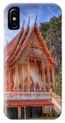 Jungle Temple V2 IPhone Case