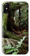 Jungle Trunks3 IPhone Case