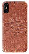 Jungles Of Pink Lines IPhone Case