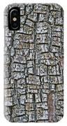 Juniper Bark- Texture Collection IPhone Case