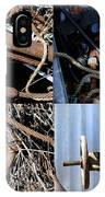 Junk Collage  IPhone Case