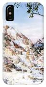 Jupiter Terrace Yellowstone Np IPhone Case