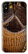 Just A Basket IPhone Case