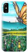 Just Another Monarch Monday IPhone Case