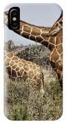 Just Giraffes IPhone Case