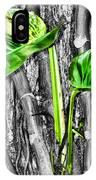 Just Green 2 By Diana Sainz IPhone Case