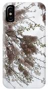 Just Lift Your Head And Enjoy Spring IPhone Case