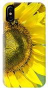 Just Me And The Bumblebee IPhone Case