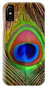 Just One Tail Feather IPhone Case