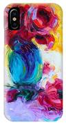 Just Past Bloom - Roses Still Life IPhone Case