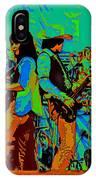 Jwinter #16 Enhanced 1 IPhone Case