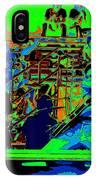 Jwinter #9 Enhanced Colors 1 IPhone Case