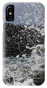 Ka'ena Point Surf IPhone Case