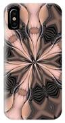 Kaleidoscope 27 IPhone Case