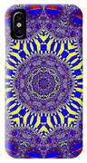 Kaleidoscope 33 IPhone Case