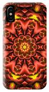 Kaleidoscope 42 IPhone Case
