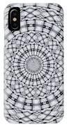 Kaleidoscope 9 IPhone Case