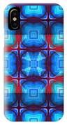 Kaleidoscope Combo 10 IPhone Case
